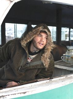 Into the Wild (2007) Emile Hirsch, William Hurt, Marcia Gay Harden - Director: Sean Penn - A wealthy young man graduates fro college and then drops out of society to live off the land in Alaska - REMOVED FROM 2009 EDITION