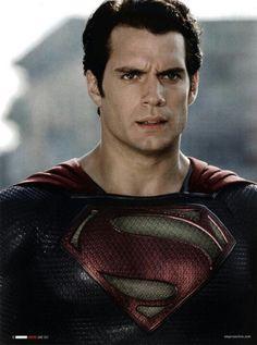 Henry Cavill -Superman