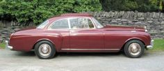 1962 Two-door Saloon by H.J. Mulliner (chassis BC88CZ)