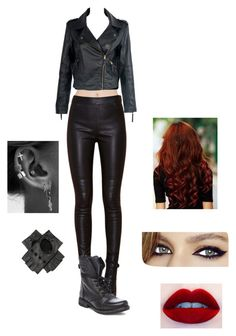 """""""Cam's Outfit #2"""" by merelock ❤ liked on Polyvore featuring WearAll, Steve Madden and Charlotte Tilbury"""