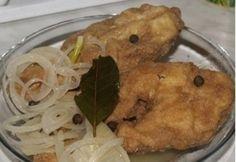 Ecetes hal | NOSALTY Hungarian Recipes, Hungarian Food, Chicken, Breakfast, Drinks, Lasagne, Hungarian Cuisine, Drink, Buffalo Chicken