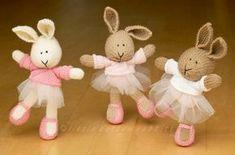 Must make one of Julies' #BalletBunnies!