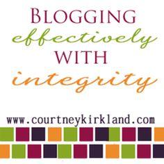 Blogging Effectively with INTEGRITY. Pnrl.  - epublicitypr.com