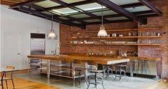 10 Idées Déco de Cuisine Style Industriel  Deco-Cool