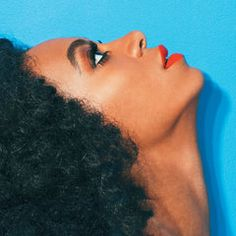 Complex June/July 2013 Solange Knowles photographed by Julia Galdo and Cody Cloud.