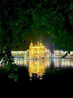 Harmandir Sahib, Golden Temple Amritsar, Dad Baby, The Creator, Prayers, Mansions, House Styles, God, Happy