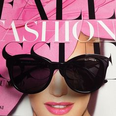 #vogueeyewear #stylemiles #fashion #beauty #lifestyle #inspiration