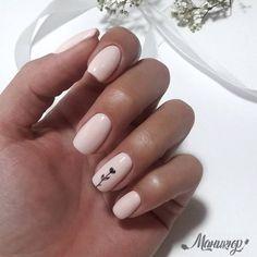 Pin by Lisa Firle on Nageldesign - Nail Art - Nagellack - Nail Polish - Nailart - Nails in 2020 Shellac Nails, Pink Nails, My Nails, Nail Polish, Stylish Nails, Trendy Nails, Pretty Nail Art, Minimalist Nails, Super Nails