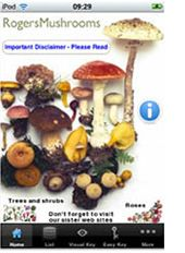 iOS app for Rogers Mushrooms #musthave