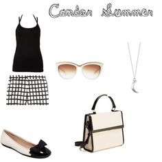 """Candor Summer fashion"" by alex-reilly on Polyvore"