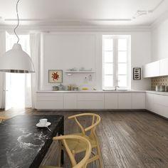 A private apartment in Hamburg