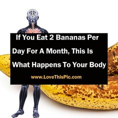 Who knew bananas did all this!