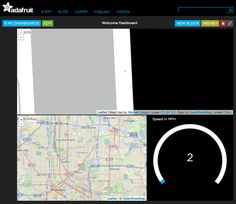 Adafruit IO Basics: GPS   Use a FONA 808 Shield to map your location in real-time on Adafruit IO.