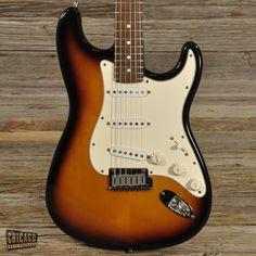 Fender American Standard Stratocaster 1996 (s914)