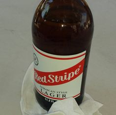 Wishing it was summer... [2015] #notquite #tbt #thirstquencher #RedStripe #RedStripeBeer #Jamaica #lager #beer #ahhh by hijinksandhalos