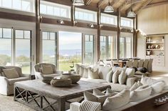 Inset cabinetry with edge boarder_Hutker Architects Beach Barn