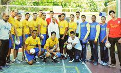 """Inaugurarán """"Copa Colegio Belén de Balonmano"""""""