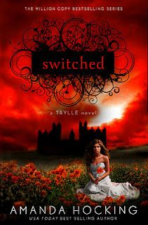 Switched by Amanda Hocking. Young Adult paranormal fantasy/romance.