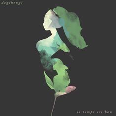 Degiheugi Vinyl Record Cover on Behance
