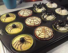 Výsledok vyhľadávania obrázkov pre dopyt halloween muffins