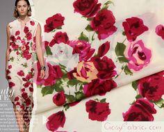 62b6210423ce5 26 Best Silk Fabrics/Floral & Flower fabrics images in 2019   Silk ...