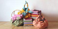 Tramai - artigianato artistico - borse ispirate a furoshiki