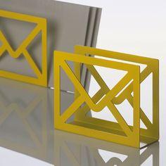 Pli letterholder by Ozgen   Designer for Him & Her