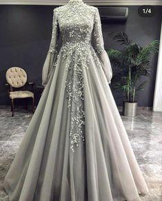 Modest Dresses, Ball Dresses, Simple Dresses, Beautiful Dresses, Bridesmaid Dresses, Prom Dresses, Wedding Dresses, Hijab Dress Party, Hijab Evening Dress