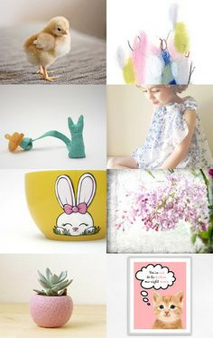 Sweet spring by Sonia Girotto on Etsy--Pinned with TreasuryPin.com