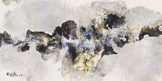 Liu Zijian (1956- ) - 2012 Tension of White Line