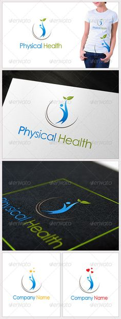Physical Health — Photoshop PSD #treatment #diagnoses • Available here → https://graphicriver.net/item/physical-health/3638264?ref=pxcr