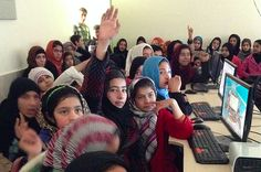 In the spirit of the upcoming call to action by UN Women for a 50-50 planet, this is the article we co-wrote about Roya Mahboob and the girls of Afghanistan in Salon Magazine: Written by Elizabeth Schaeffer Brown and Jason Brown
