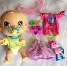 Baby Alive Clothes And Accessories 103 Best Baby Alive Images On Pinterest  Baby Alive Dolls Dolls