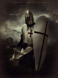 Templar by pompafunebris