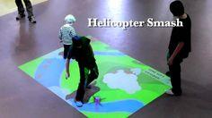 PO-MOtion Interactive Floor Software