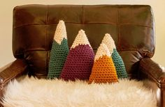 Bulky Mountains - Free Crochet Pattern