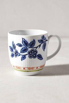 Northern Blooms Mug