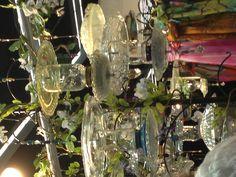 Mason jar hummingbird feeders