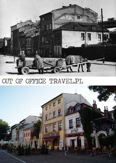 Kazimierz Krakow ulica Szeroka #Cracow #Poland