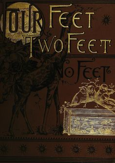 Four feet, two feet, and no feet; or, Furry and...
