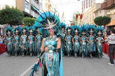 Fiestas de Moros y Cristianos   (Villena-Spain)