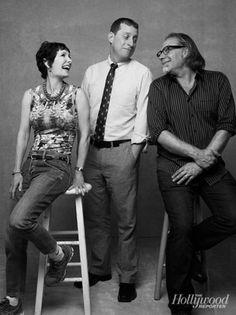 Gale Anne Hurd, Scott Gimple, & Greg Nicotero