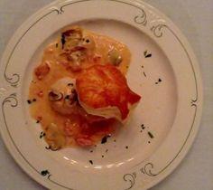 KidsRFoodies2, Samples French Food at Ondine Restaurant in Danbury