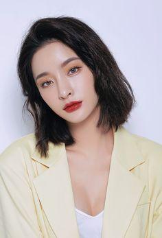 Red Makeup, Asian Makeup, Korean Makeup, Korean Beauty, Asian Beauty, Beauty Makeup, Makeup Looks, Hair Makeup, Hair Beauty