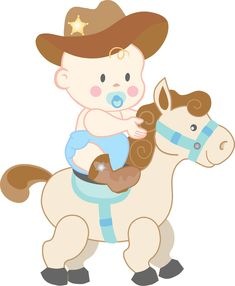 Cowboy Baby Cowboy Theme Baby Shower - Clipart Suggest Baby Boy Cowboy, Cowboy Baby Shower, Baby Shower Niño, Baby Shower Signs, Baby Shower Cakes, Baby Shower Themes, Baby Shower Decorations, Dibujos Baby Shower, Baby Shower Clipart