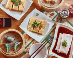 Michelin-starred Chinese restaurant Tim Ho Wan has finally opened its Bourke Street doors, bringing Melbourne dumpling fans a chance to try the parcels of deliciousness that have won awards across Asia. Famed for their epic dim sum, this Hong Kong favourite has been hugely popular in Sydney since its launch in May.