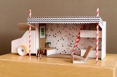 Diy Cardboard Toys for Kids - by Kids Interiors