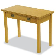 Stakmore Mission Style Expanding Dining Table