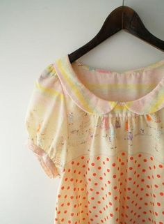 #tour13   with fabric from nantes and japanese fabric   franche lippee holiday blouse