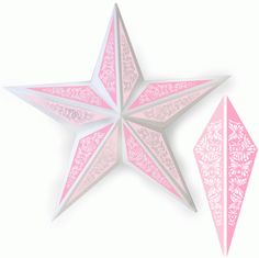 Silhouette Design Store - View Design #59906: butterfly metal star decor